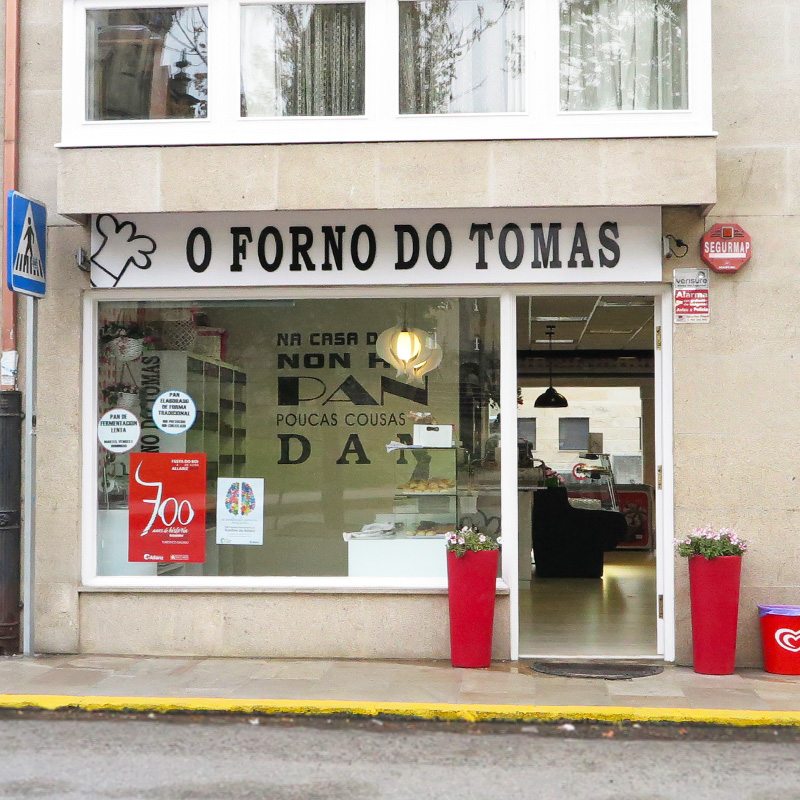 O Forno do Tomás
